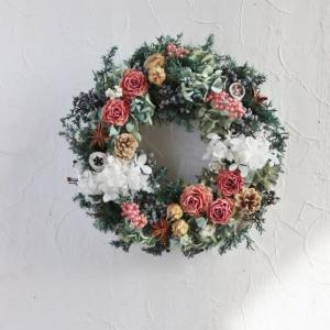 enjoy winter wreath