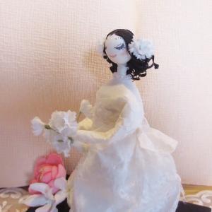 純白のドレスで私の大好きなあの人と幸せになれます様に💕