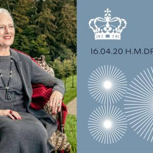 女王陛下80歳祝賀行事の準備