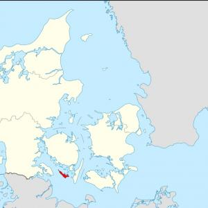 Ærøエーア島
