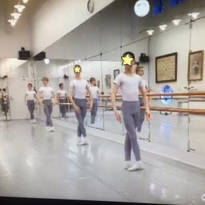 バレエ学校授業参観2020年11月