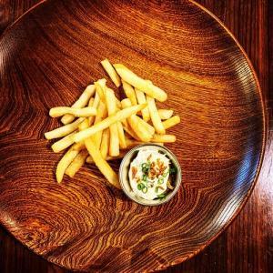 sour cream & onion dip:)