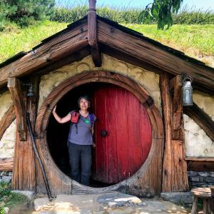 美しい国ニュージーランドー北島オークランドのホビットに会いにーその7