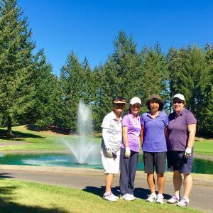 4人でゴルフVS.2人でゴルフ