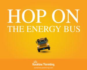 """オーディオブック """"エネルギー・バス(the Energy Bus)"""""""