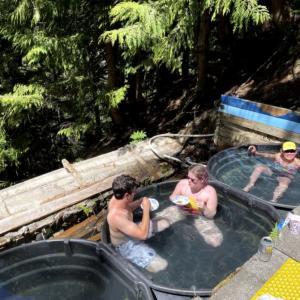 温泉トレイル⑥ Scenic Hot Springs