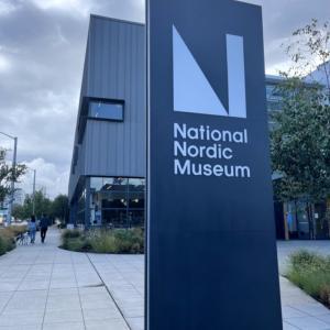 北欧の街(バラード)の北欧博物館 - National Nordic Museum