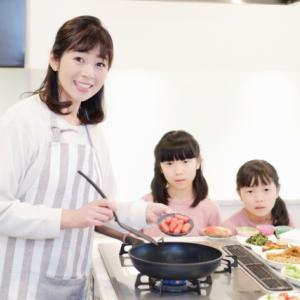 こんな時こそ、子どもと料理!