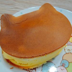 100円ショップ(セリア)のシリコン型でふっくらホットケーキ!