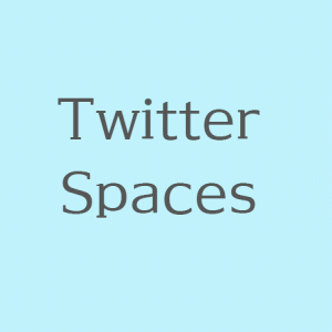 Twitter スペースが使用可能になったことの記録