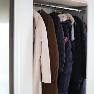 冬物アウターの「収納」と「選び方」のコツ*