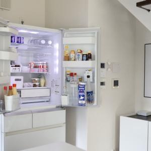 夫に不評だった冷蔵庫の収納、やめました!
