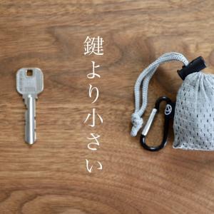うっかり大魔王のエコバッグ*鍵より小さい⁉︎おススメできないものはコレでした。