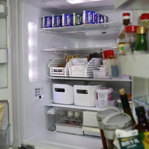 〈セリア〉冷蔵庫の中、一瞬で整ってえらく使いやすくなったワケ