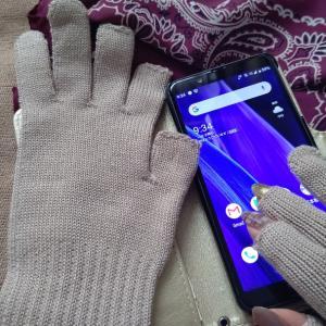 手首が暖かいと体感温度が上がります