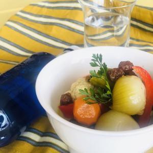 野菜のマリネギリシャ風