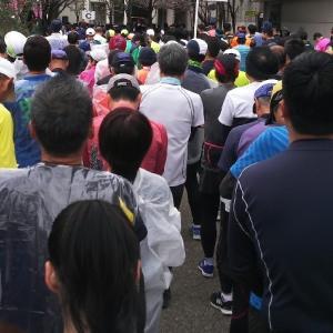 宝塚ハーフマラソン2019の結果