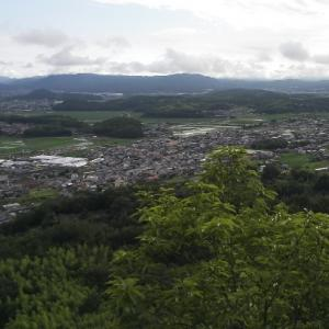 福山に登ってきました。