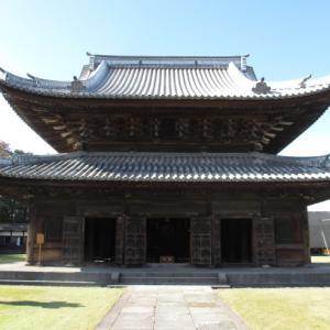 国宝 瑞龍寺を訪ねる(仏殿と回廊)