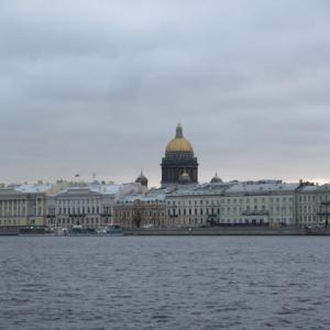 ロシア旅行記⑫(サンクトペテルブルクぷち観光)
