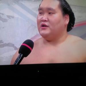 大相撲初場所 幕尻の力士が!