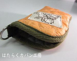 ★ここ最近、作った、布小物~~~実は、アレと、お揃い~~~(2)。