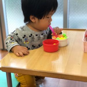 幼稚園でのOT
