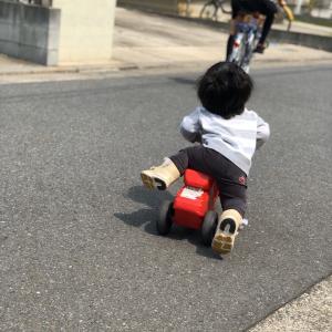 暴走バイク