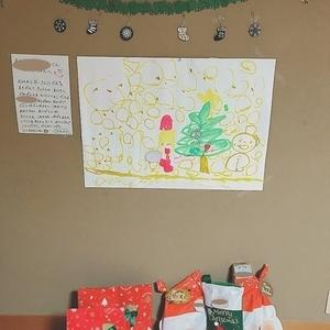 《クリスマス》飾りつけはセリアで購入