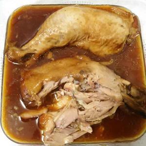 【業務スーパー】チキンの照りっと煮は柔らかくておいしい