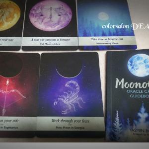 新月&部分日食に2019年最初のひと月を想う