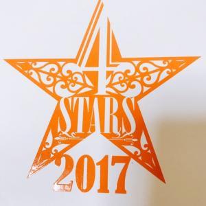 4Stars again☆