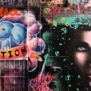 ストリートアートin Melbourne