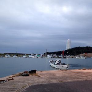 大井港よりイシダイ釣り。 2019年10月16日(水)