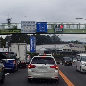 中津川方面へドライブ。  2019年10月17日(木)