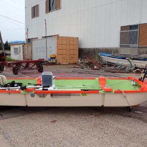 2020年、オーパL3ボート釣り5回目。 2020年6月18日(木)