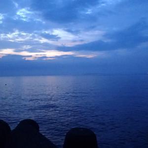 師崎よりタコ釣り・2回目。  2020年7月22日(水)