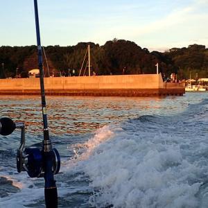 タコ釣り3回目。  2020年8月12日(水)