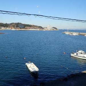 今週のお休みも知多半島。  2021年1月21日(木)