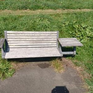 椅子 #手作り #公園 #イス #椅子