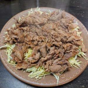 豚生姜焼き #食事 #料理