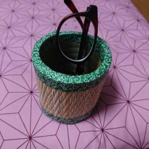 畳を畳を使ったペン立て #畳 #盛岡
