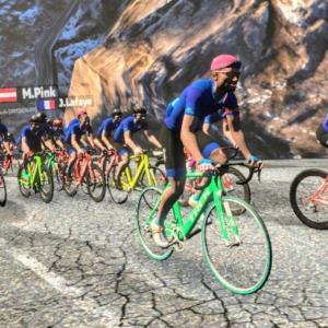 ●●●★★★L'Etape du Tour Stage 1 記念すべき術後初ライドにふさわしい