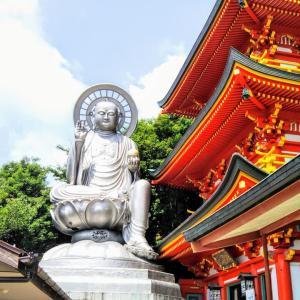 ●●初、信貴山寺、こんな山奥にスゲー立派な寺が!