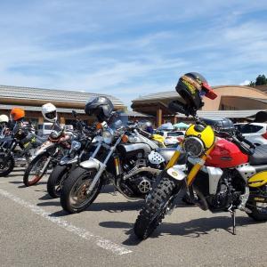 8月2日(日) CSKバイク部ツーリング