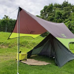 8月14日(金) ソロ デイキャンプを楽しむ