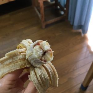 6月23日 仰天バナナ