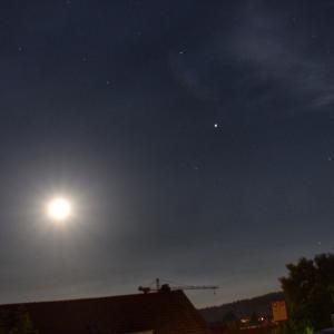 【満月×臨月×ストロベリームーン】明るすぎて眠れない