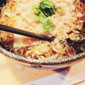 麺ランチ♥