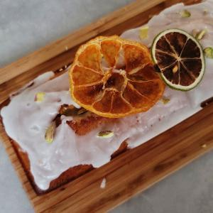 Our lemon cake